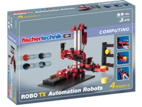 Конструктор fischeretchnik ROBO TX Automation Robots