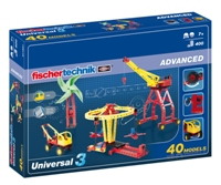 Конструктор fischertechnik ADVANCED Universal 3