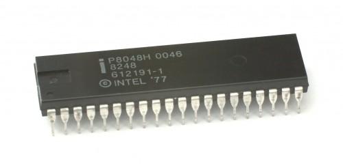 Микроконтроллер I8048