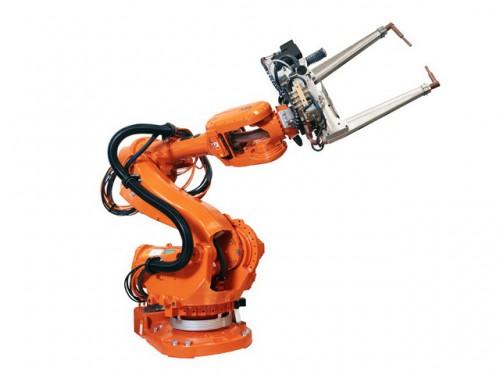 Сварочный робот ABB